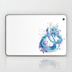 Pokémon Watercolor Dragonair - #148 Laptop & iPad Skin
