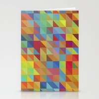 Color Chaoses Stationery Cards