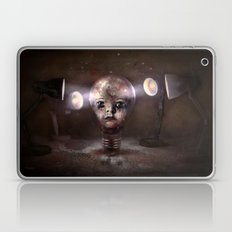 Sadness in the Dark Laptop & iPad Skin