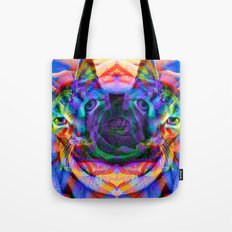 Sir Parker's Binary Fission Tote Bag