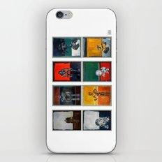 Rothbots (2) iPhone & iPod Skin