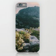 Mountain Flowers At Sunr… iPhone 6 Slim Case
