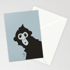 Spider Monkey - Peekaboo! Stationery Cards