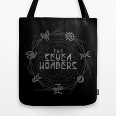 The Seven Wonders Tote Bag