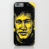 iPhone & iPod Case featuring Neymar by yamini