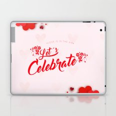 Let's Celebrate Laptop & iPad Skin