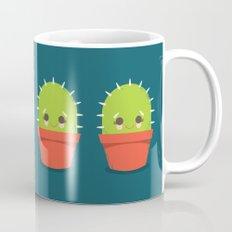 Kawaii Cactus Dude Mug