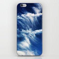 Whispy Clouds iPhone & iPod Skin