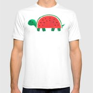 T-shirt featuring Slow Day by Budi Kwan