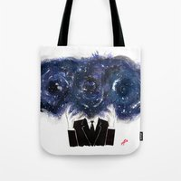 The Vastness of the Mind Tote Bag