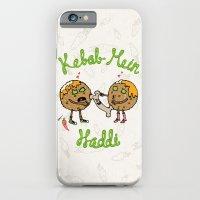 Kebab Mein Haddi iPhone 6 Slim Case