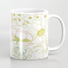Big Blooms Mug