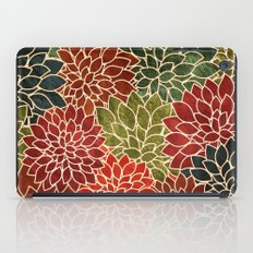 Floral Abstract 7 iPad Case
