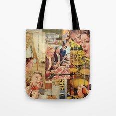 Meat Ladies Tote Bag