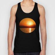 Sunset Unisex Tank Top