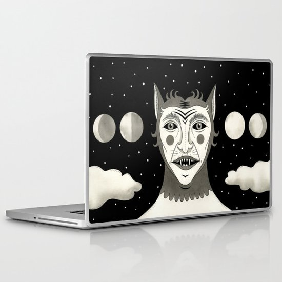 Under Skin Laptop & iPad Skin