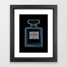 no5 Framed Art Print