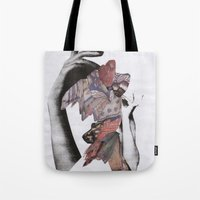 Arms Tote Bag