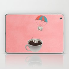Cautious Sugar Cube Laptop & iPad Skin