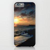Sunrise over Bass Strait - Tasmania iPhone 6 Slim Case