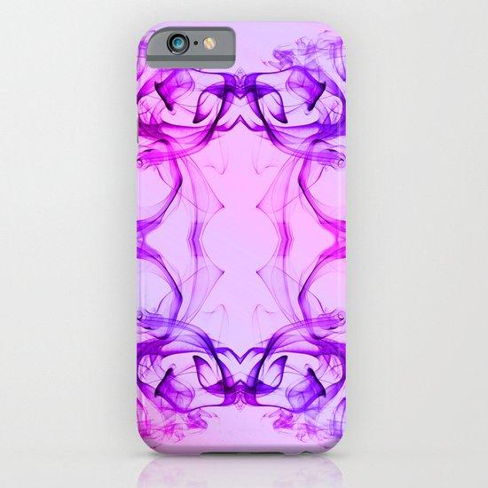 Purple Whisps iPhone & iPod Case