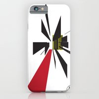 The Path    [POINT] [DIRECTION] [GOAL] [FOCUS] [ABSTRACT] iPhone 6 Slim Case
