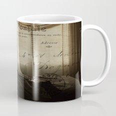 Waking up in Paris Mug