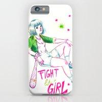 Fight Like A Girl II iPhone 6 Slim Case