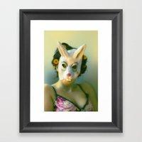 NN Framed Art Print