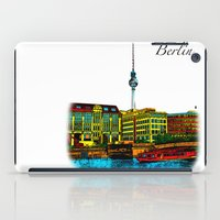 Berlin iPad Case