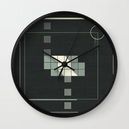 Wall Clock - Minimal #52 - Liall Linz
