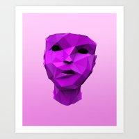 Expression C Art Print