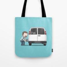 Family Car Sticker Tote Bag