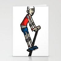 Pogo Stationery Cards