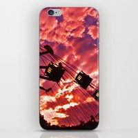 Summer Swing iPhone & iPod Skin