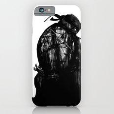 leonardo black and white Slim Case iPhone 6s