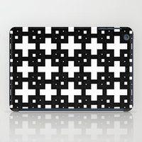 Telder Black & White iPad Case