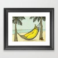 Honeymoon Framed Art Print