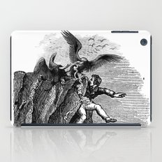 The Vulture Advocate iPad Case