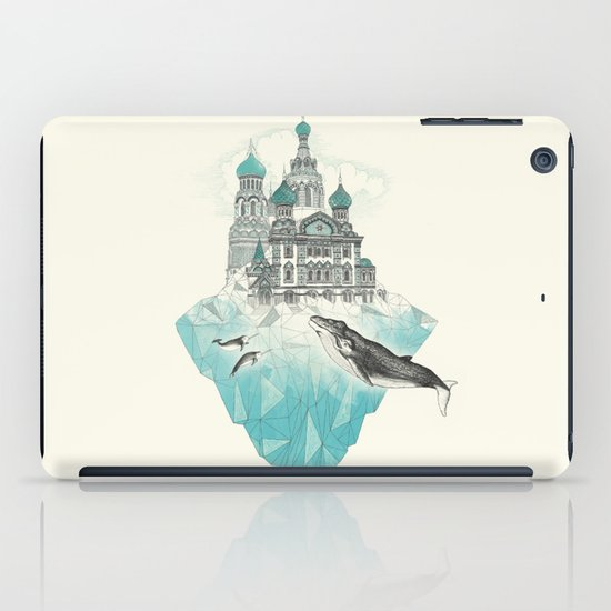 st peters-burg iPad Case