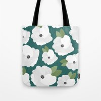 Pure Romance - floral Pattern 2 Tote Bag
