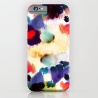 iPhone & iPod Case featuring Ink Mix II by Grace