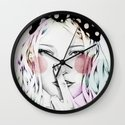light of season -001- Wall Clock