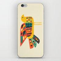 Century Bird iPhone & iPod Skin