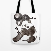 European Panda Tote Bag