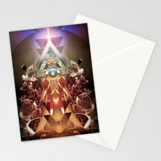 Powerslave 2020 Stationery Cards