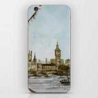 London view iPhone & iPod Skin