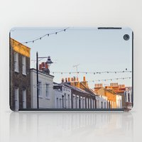 London Houses iPad Case