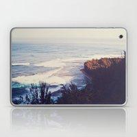 Morning Beach Laptop & iPad Skin