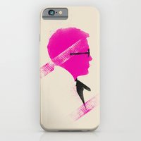 drive iPhone & iPod Cases featuring Drive by Ian Wilding